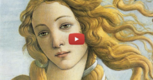 500 Years of Female Portraits in Under 3 Minutes!