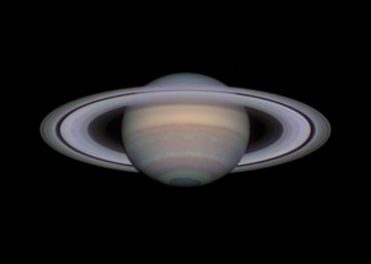 Saturn at Opposition System