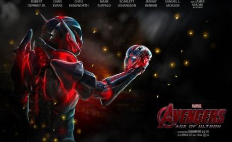 Awesome Movie Trailers - Marvel's Avengers Age of Ultron!