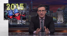 New Years Eve Party Advice From John Oliver!