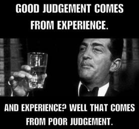 Dean Martin on Judgement