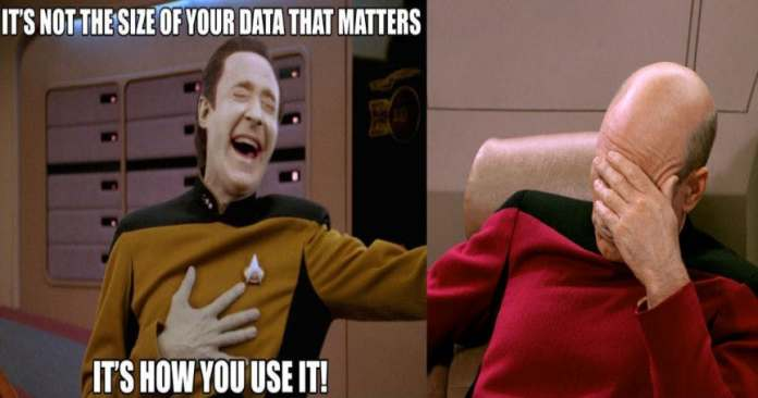 Picard and Data